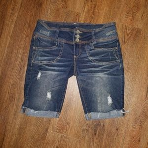Almost Famos jean shorts